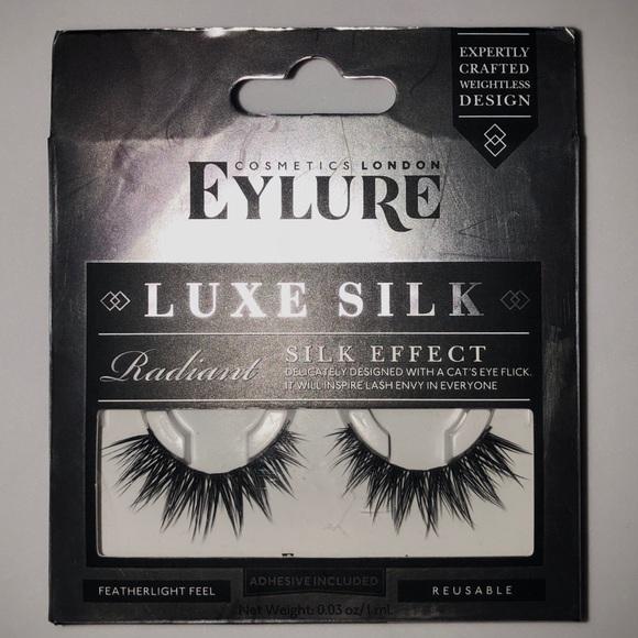 e5dc63a65a8 Cosmetics London Eylure Makeup | Eylure Luxe Silk Radiant False ...